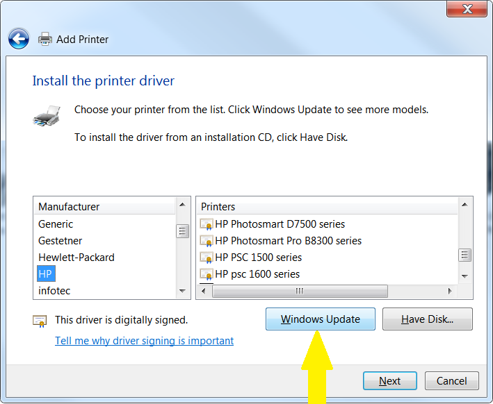 driver hp psc 1350 all-in-one