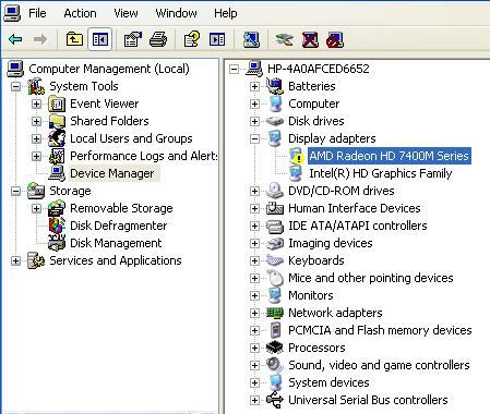 Amd Radeon HD 7400 Series драйвер скачать