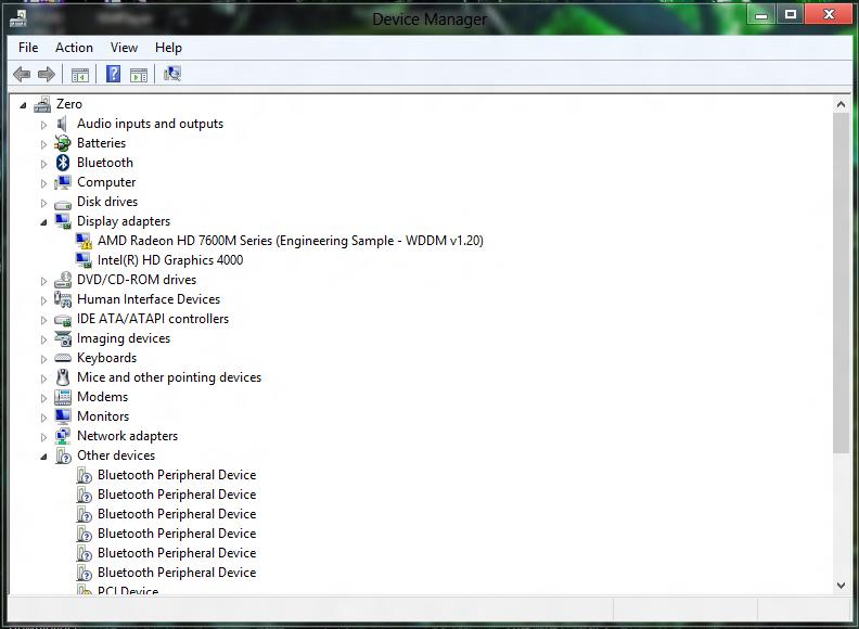 драйвер для Radeon 7670m скачать драйвер - фото 2