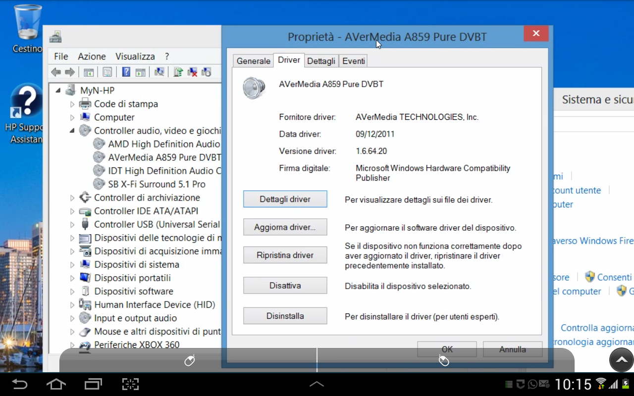 HP TouchSmart's 300 TV Tuner does not work with Windows 8  - Page 2