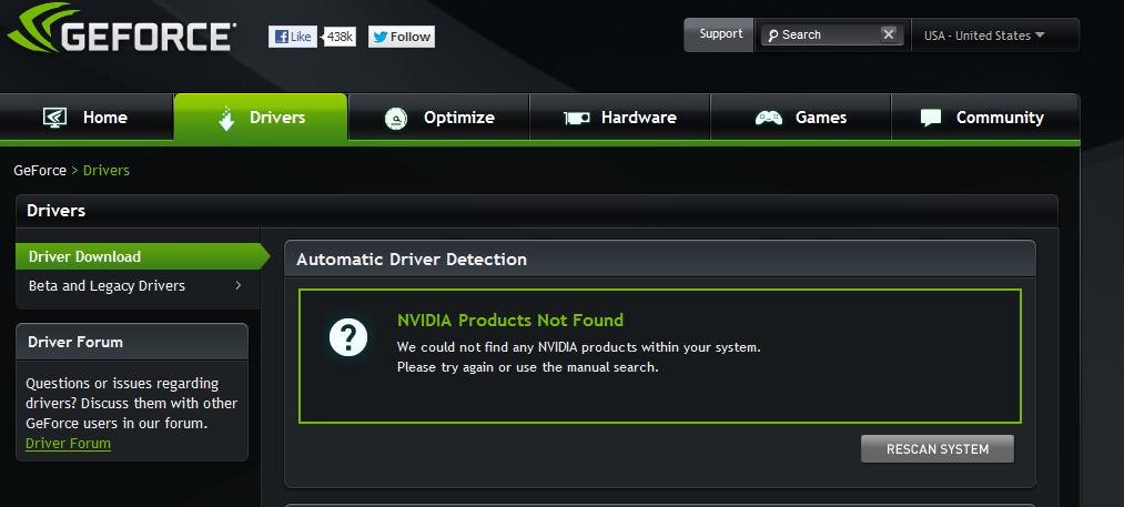 Скачать обновление драйвера nvidia geforce gt 630
