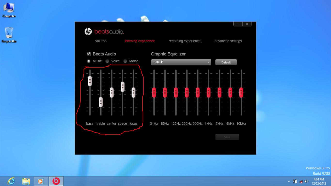 beats audio laptop driver