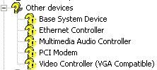 nc8000 base system device driver