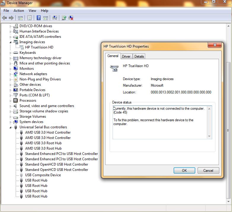 Hp Truevision Hd Webcam Driver Windows 7 Download
