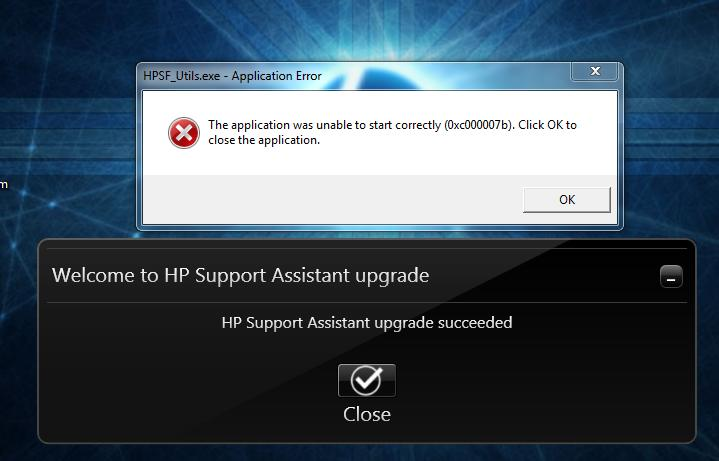 HP Support Assistant - HP Support Forum - 239333