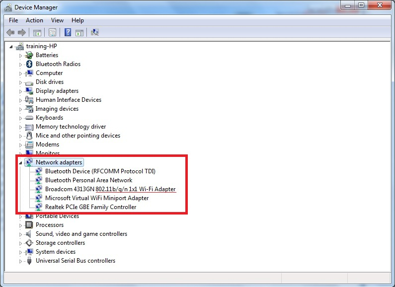 Realtek wifi driver windows 7 64 bit