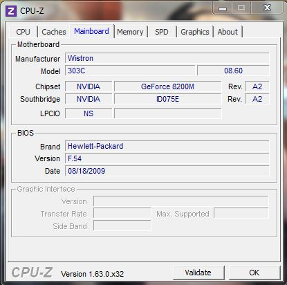 SSD drive Compaq Presario CQ60-307SA  How to enable AHCI