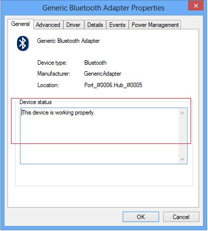Bluetooth is not working on HP ProBook 4530s Window 7 & 8