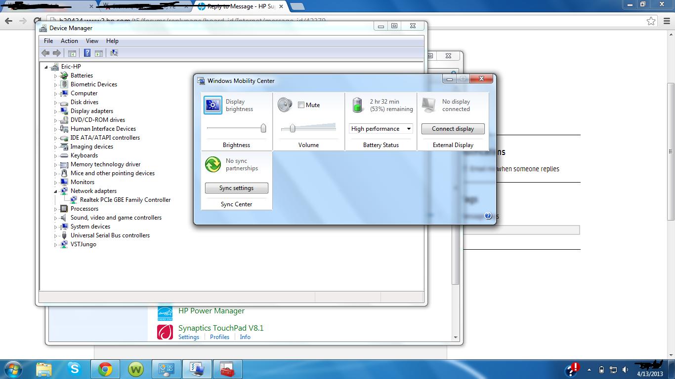 HP 2000-151CA Atheros Bluetooth 64 BIT Driver