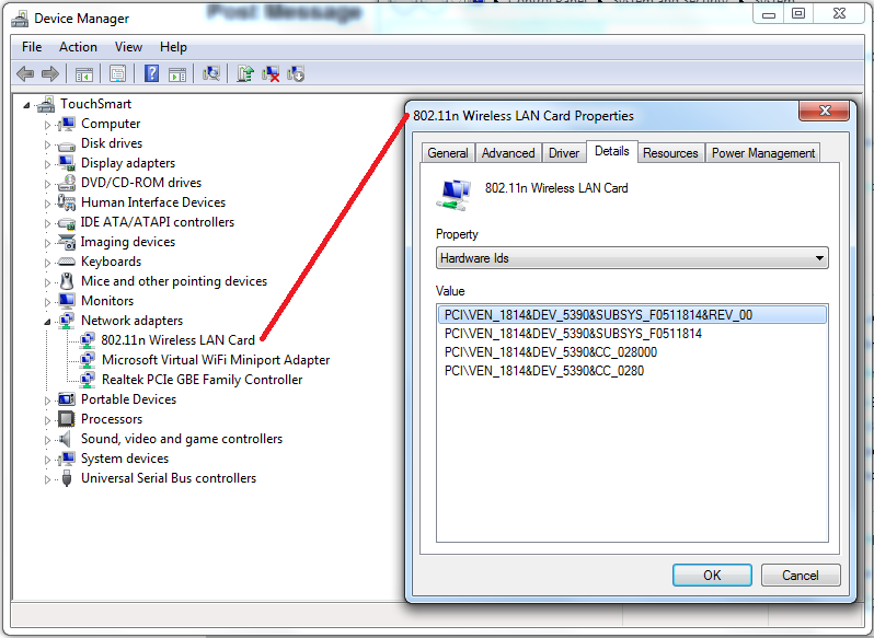 802 11 n wlan driver windows 7