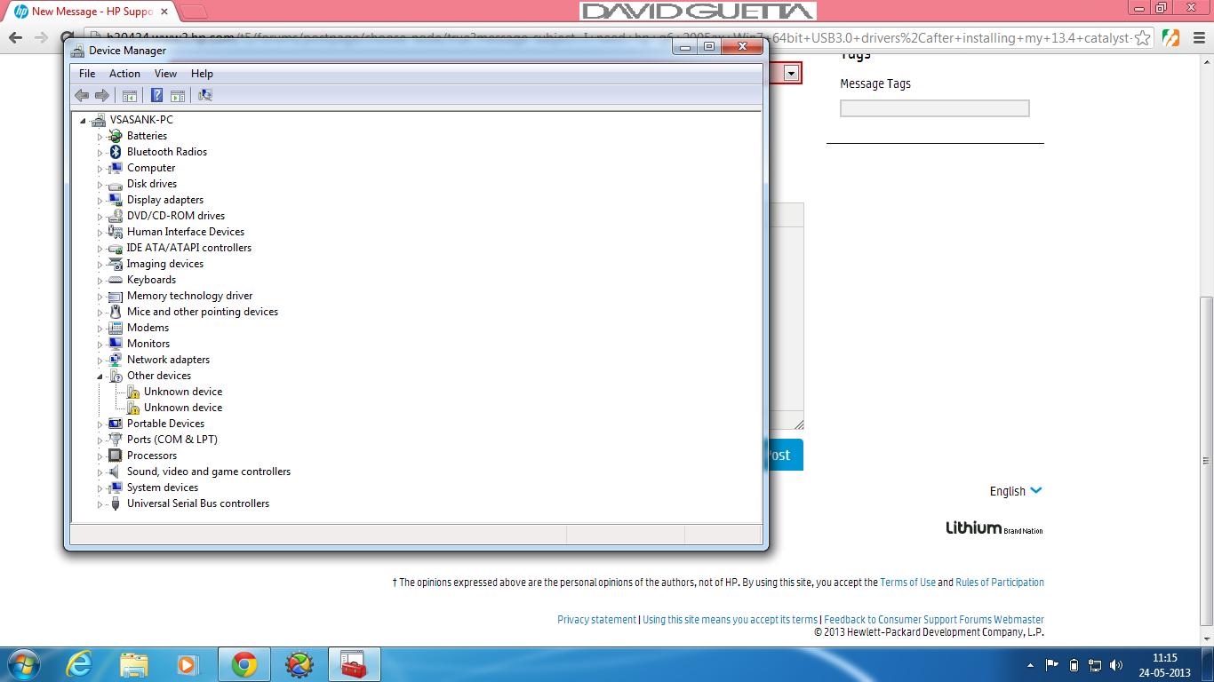 usb 3.0 driver for windows 7 64 bit amd