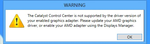 Message Please Update Your Amd Graphics Driver Hp Support Community 1662845
