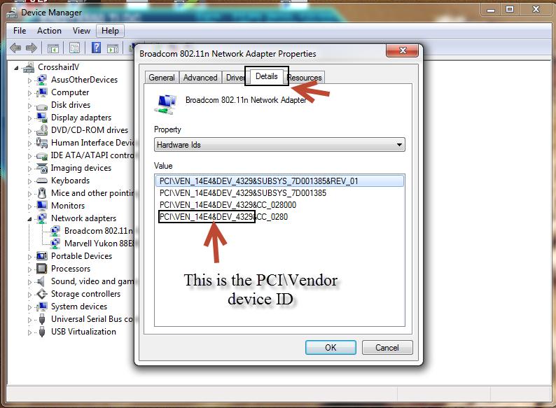 Download and install realtek realtek rtl8168d/8111d family pci.