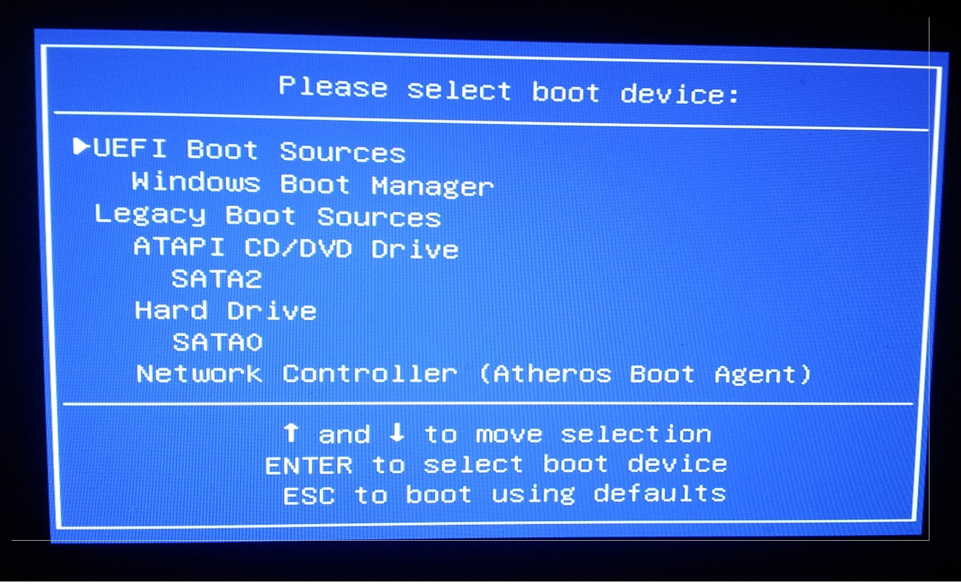 Solved: Dual-booting windows 7 on Windows 8 Hp Pavilion