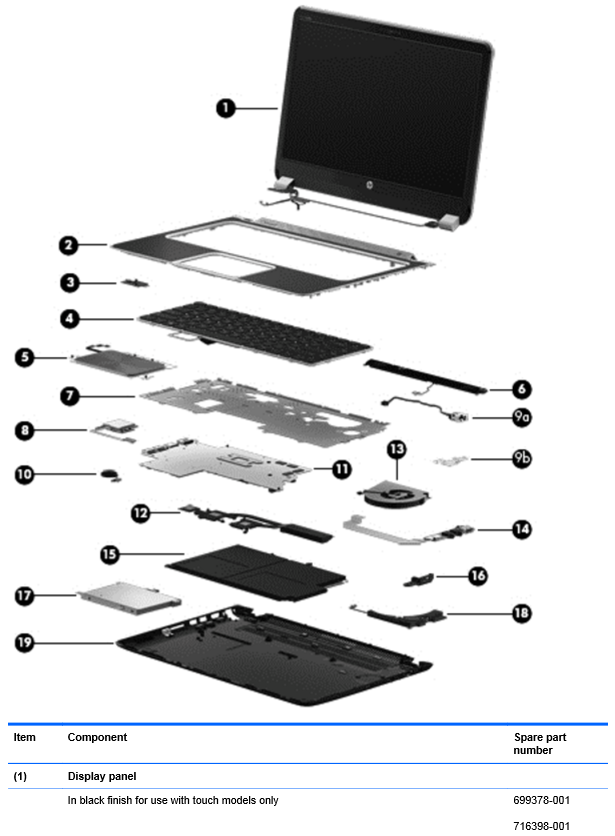 Solved  Hp Envy 4-1215dx Screen Cracked