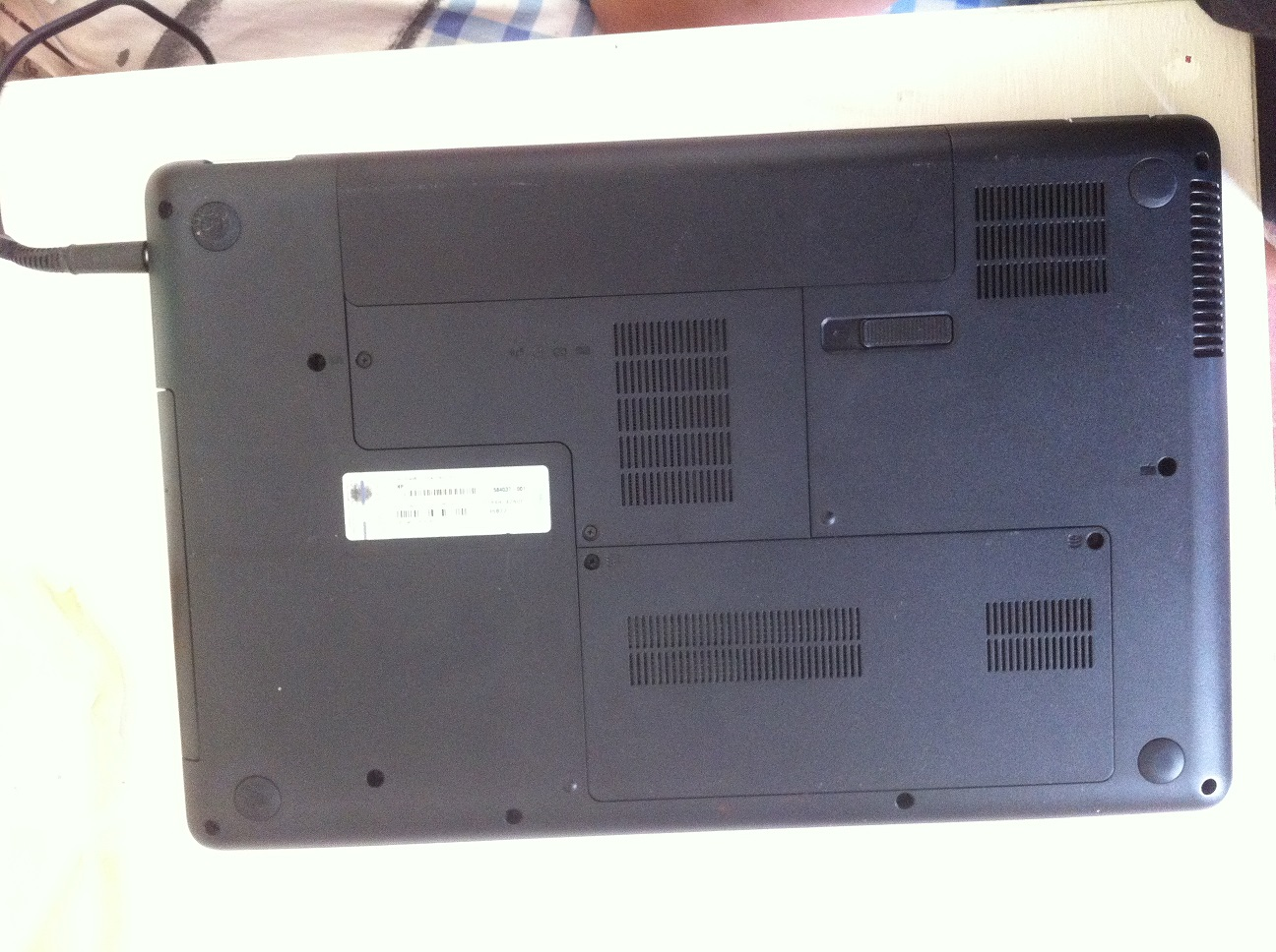 How To Clean The Fan Of Hp Laptop G62 B11sa Hp Support