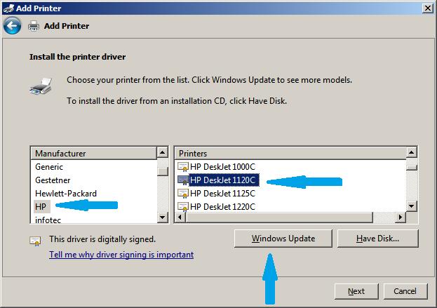 скачать драйвер для hp deskjet для windows 8