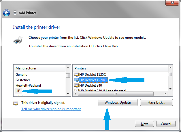 Hp 1220 Windows 7 Драйвер
