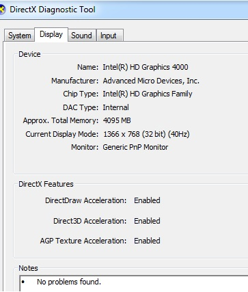 Solved: Update: HP 4540s Graphics problem with AMD Radeon HD
