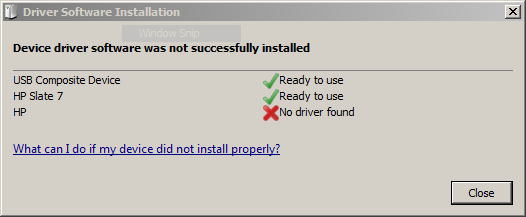 Device drivers mtp htc