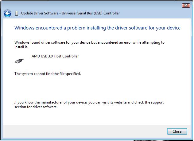 usb 3.0 host controller driver windows 8.1 hp