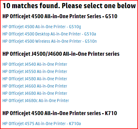 Hp support download hp officejet 4500 k710 driver printer.