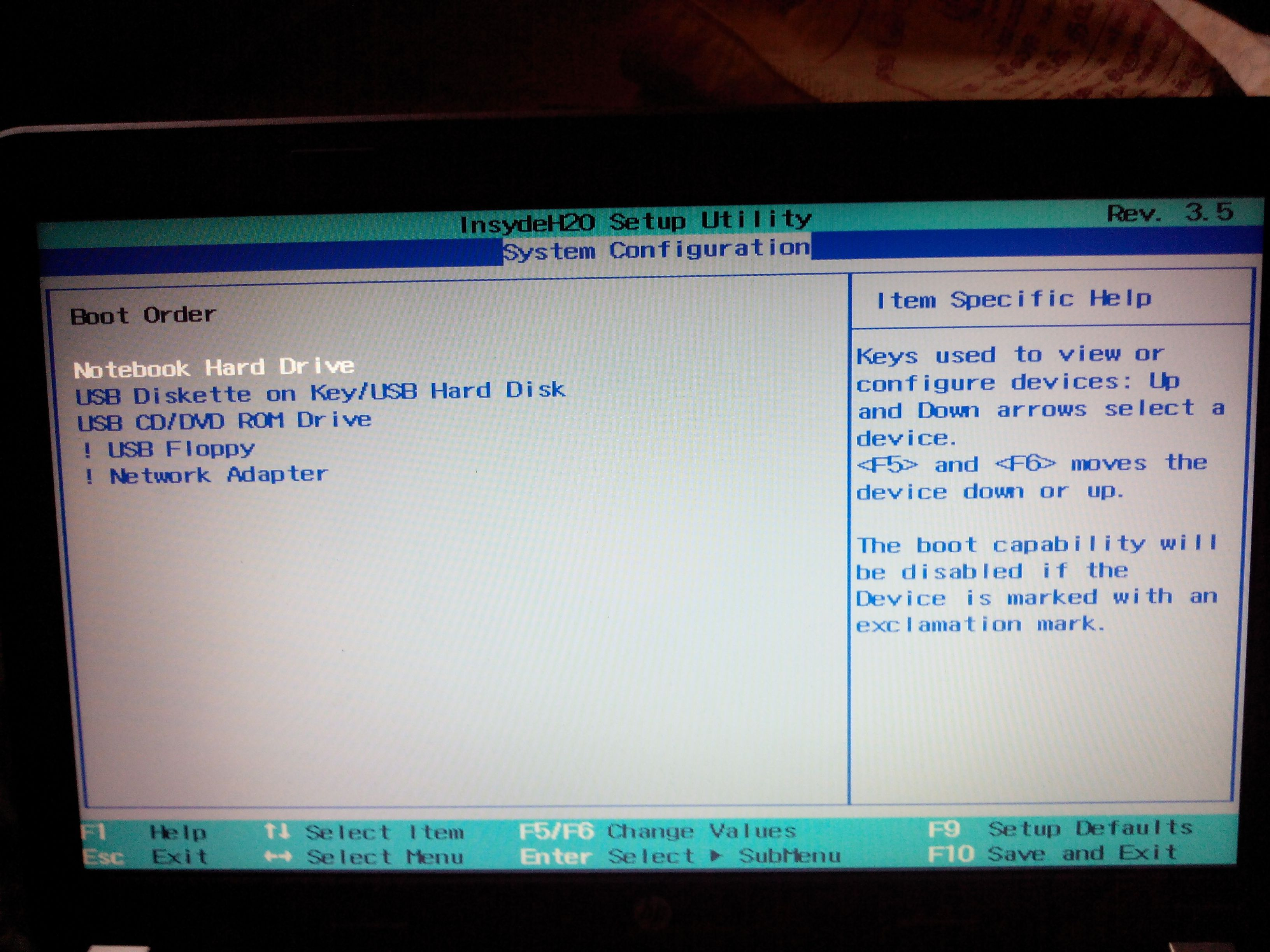 Solved: Does my laptop support UEFI bios   ?? PAVILION G4-1303au
