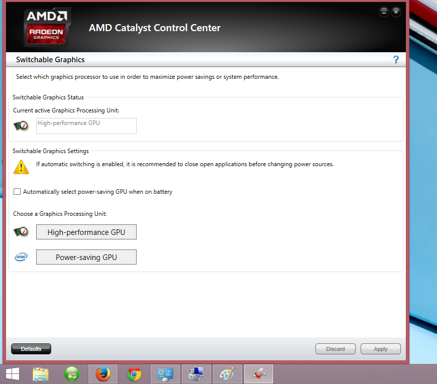 "Amd radeon hd 6470m driver for windows 8. 1 pro 64-bit -""hp."