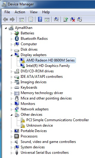 скачать драйвер на Radeon 8670m - фото 5