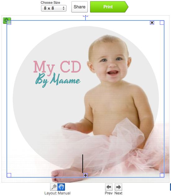 CD template idea