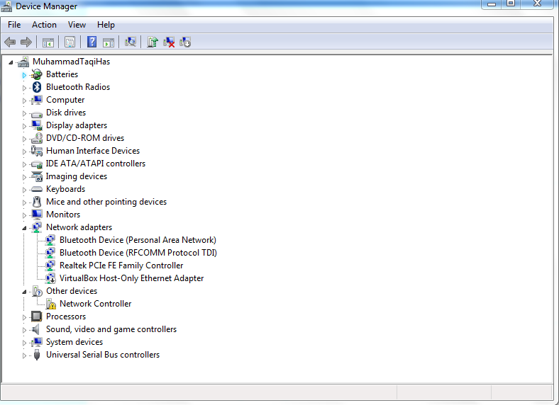Down load ethernet controller driver windows 7.