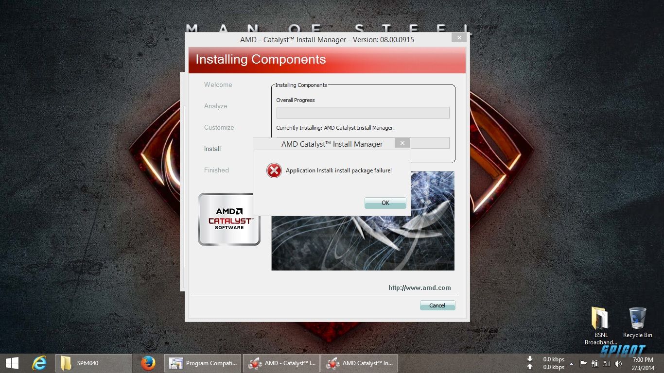 Download and install advanced micro devices, inc. Amd radeon hd.