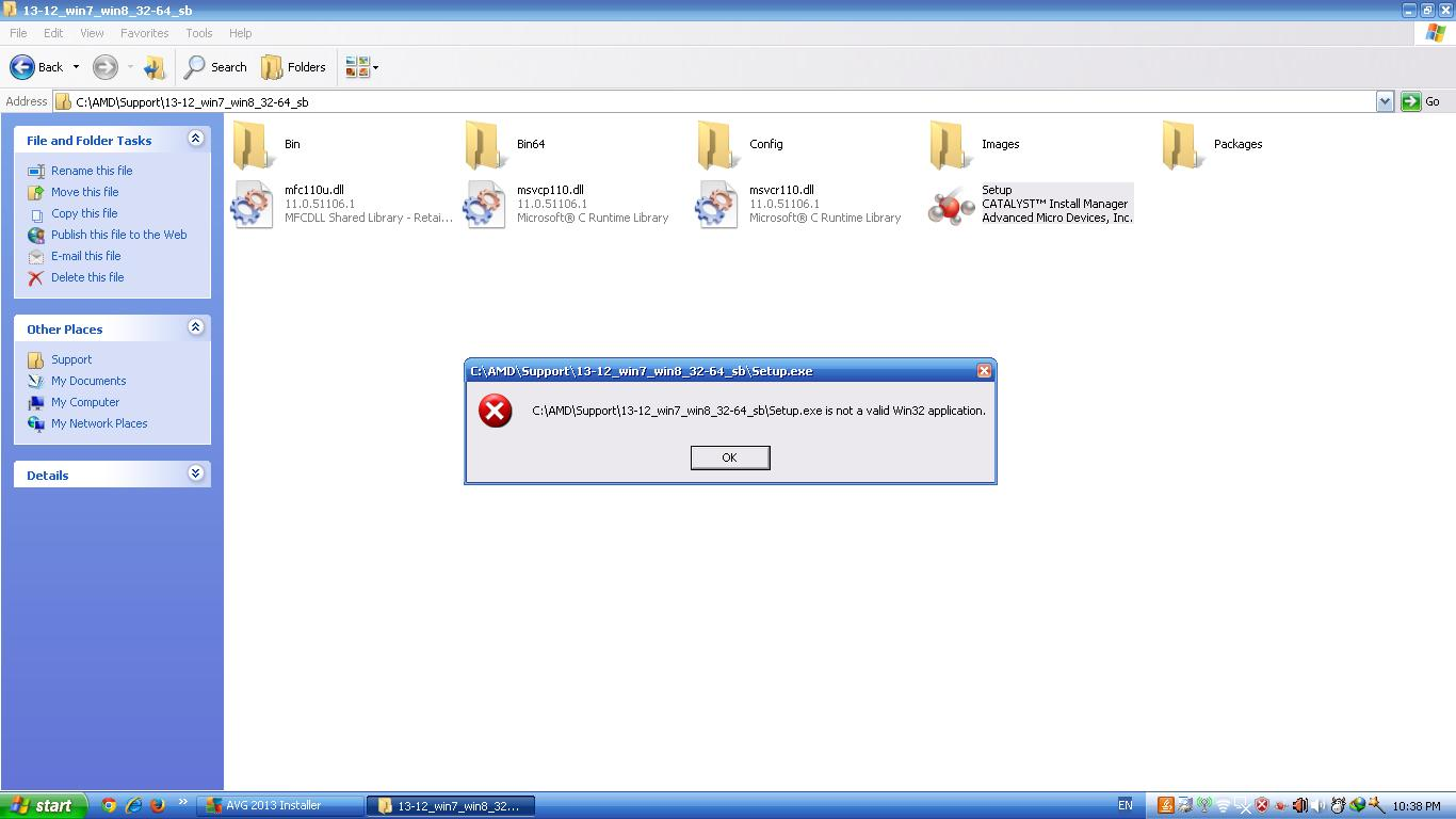 Solved: i have a problem when i install windows xp - HP Support