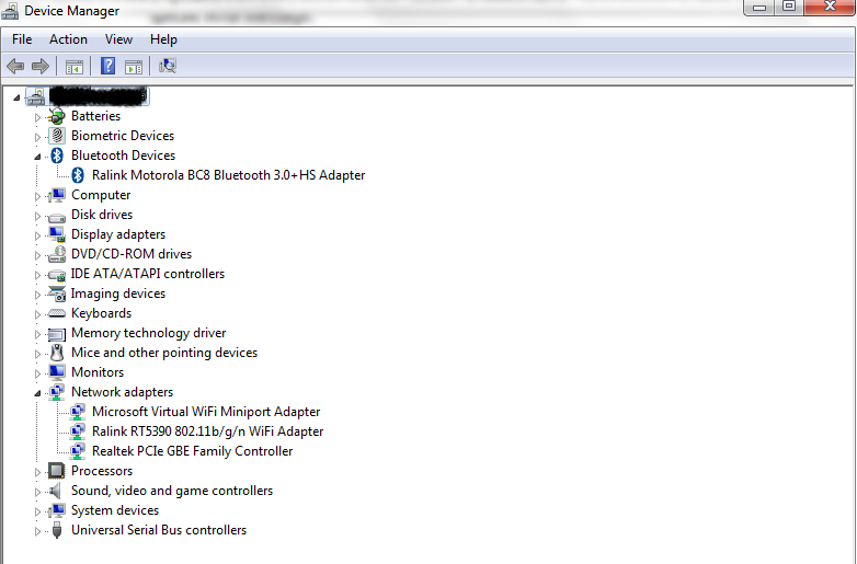 hp pavilion dv6- 6154tx bluetooth not working - HP Support