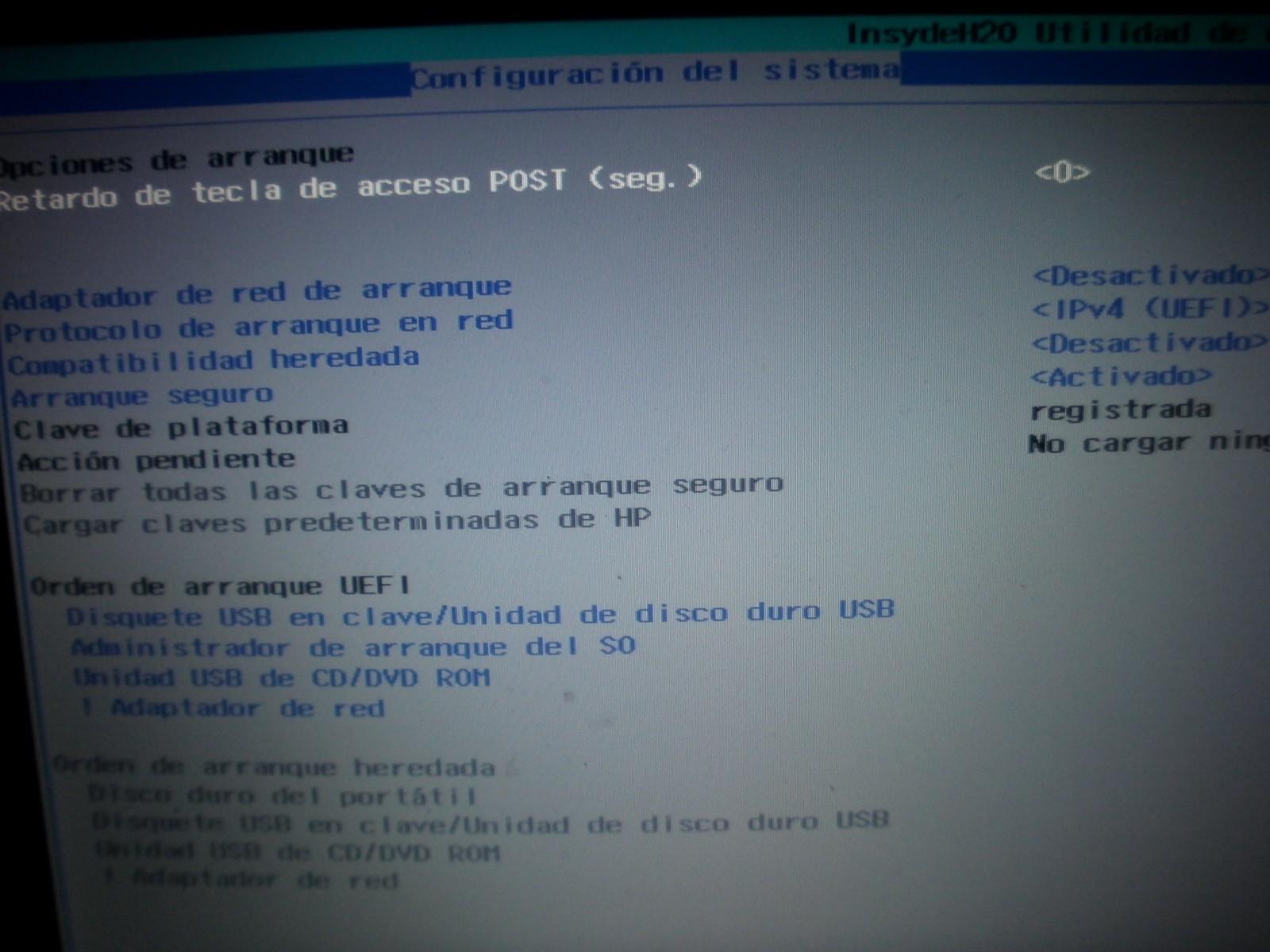 Hp notebook operating system - 3 Quando Reiniciar Vai Apresentar Esta Mensagem Abaixo So Dares Apertares Na Tecla Esc Para Cancelar E Pronto O Teu Windows Vai Iniciar Normalmente