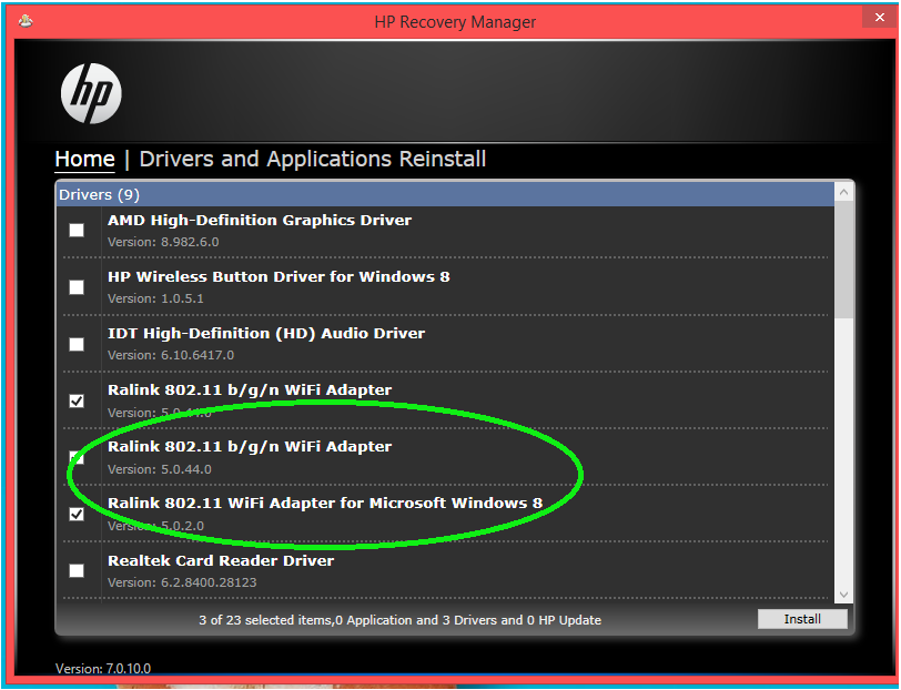 HP 2000-bf69WM IDT HD Audio Driver for Windows