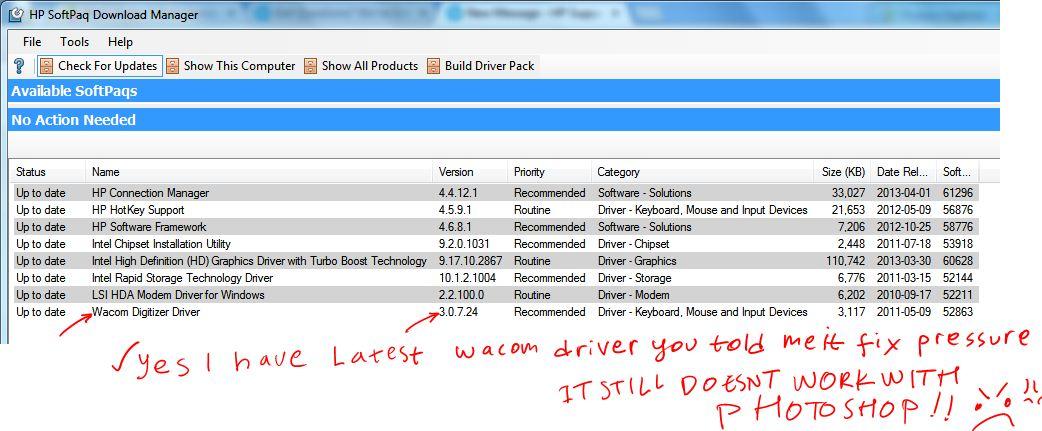 HP EliteBook 2740p Tablet LSI HDA Modem Driver Download (2019)