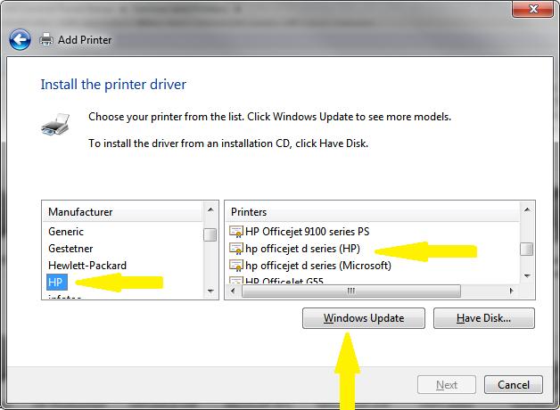 Free Hp Windows 7 Download
