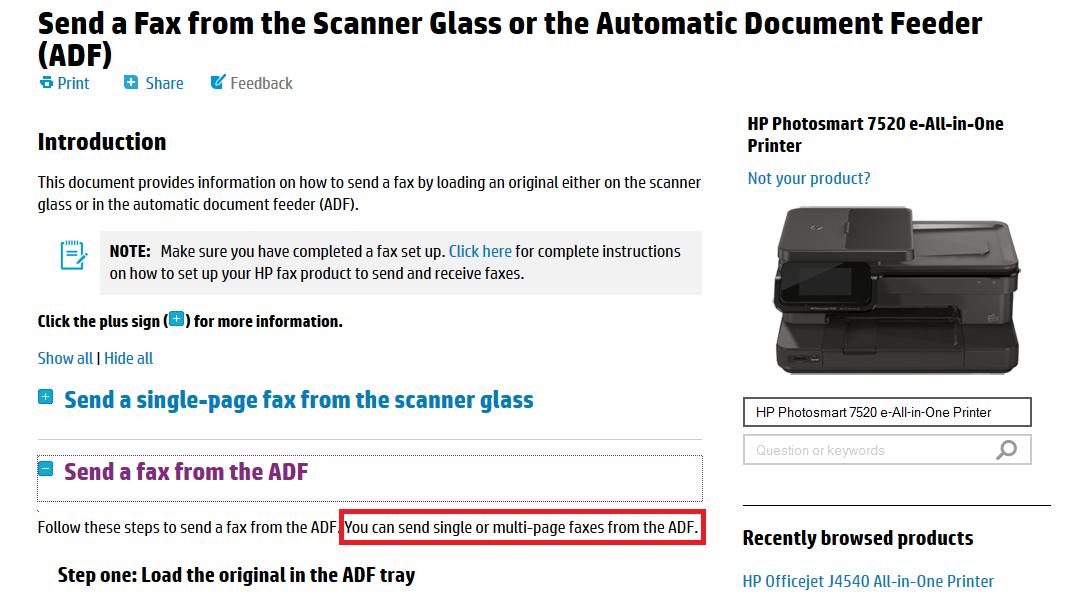 HP 7520 fax hook up siti Web di incontri di Brisbane gratuiti
