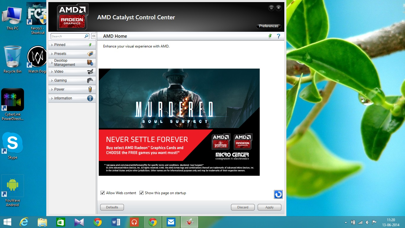 Windows 8 1 and AMD Radeon HD 7670M - Page 3 - HP Support