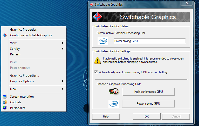 How to disable Intel HD Graphics? - HP Support Community - 416421