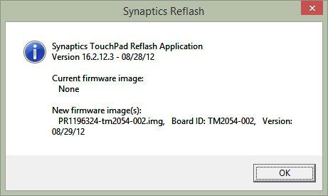 HP ENVY 15t-q100 Synaptics TouchPad Windows 7
