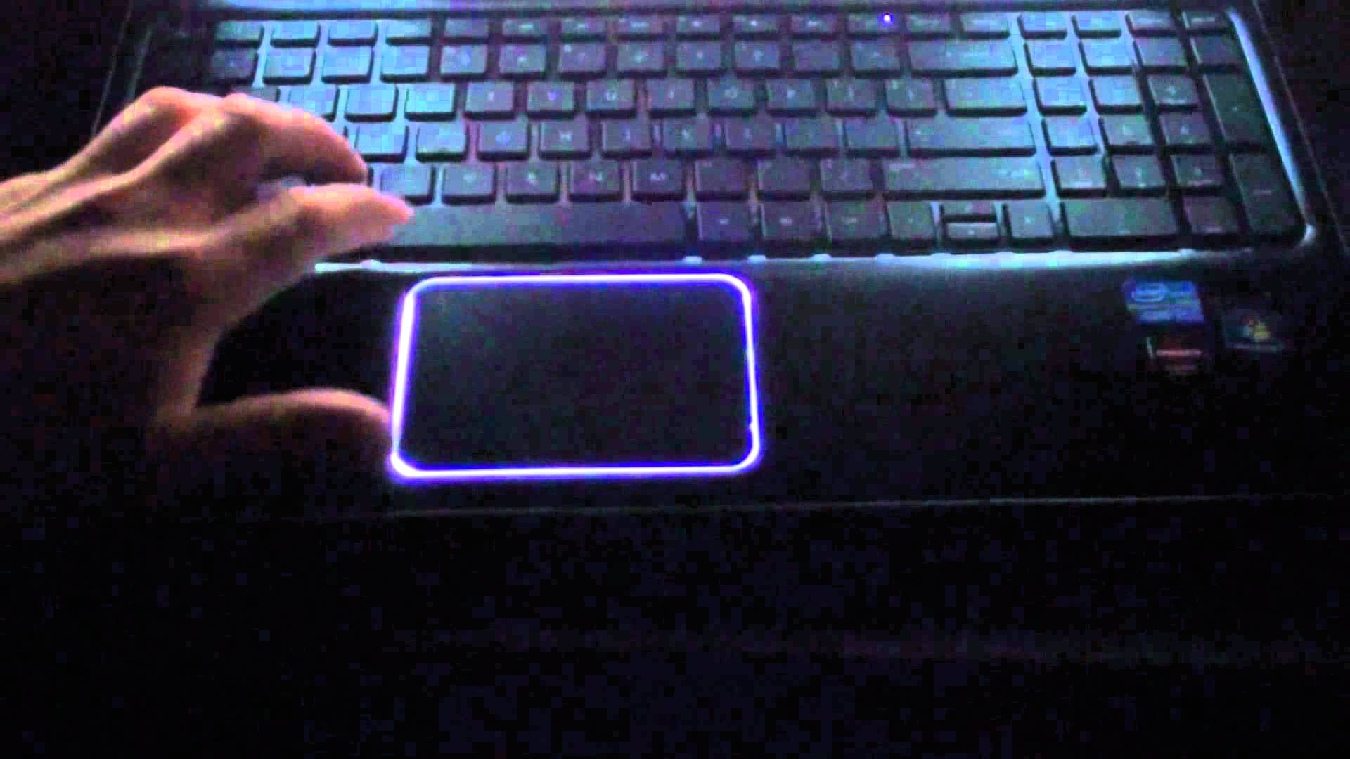 turn off keyboard on hp laptop