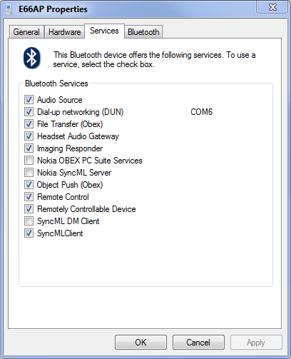 Bluetooth Peripheral Device driver missing - PnPDriverNotFou    - HP