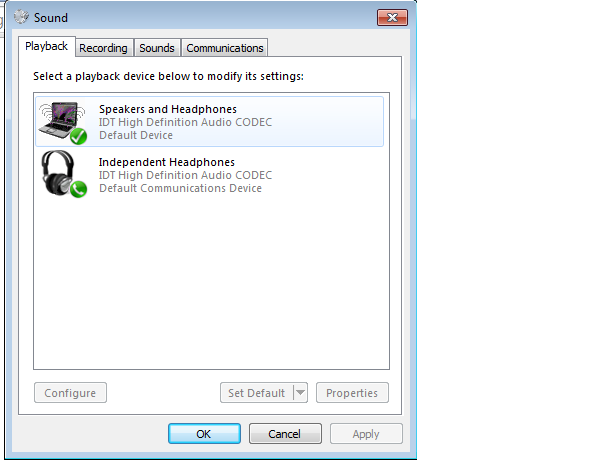 HP Mini 110-1001XX Notebook IDT HD Audio Driver for Windows Mac