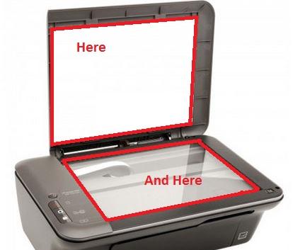 Fabulous Hp Deskjet 1050 Scanner Driver Beutiful Home Inspiration Aditmahrainfo