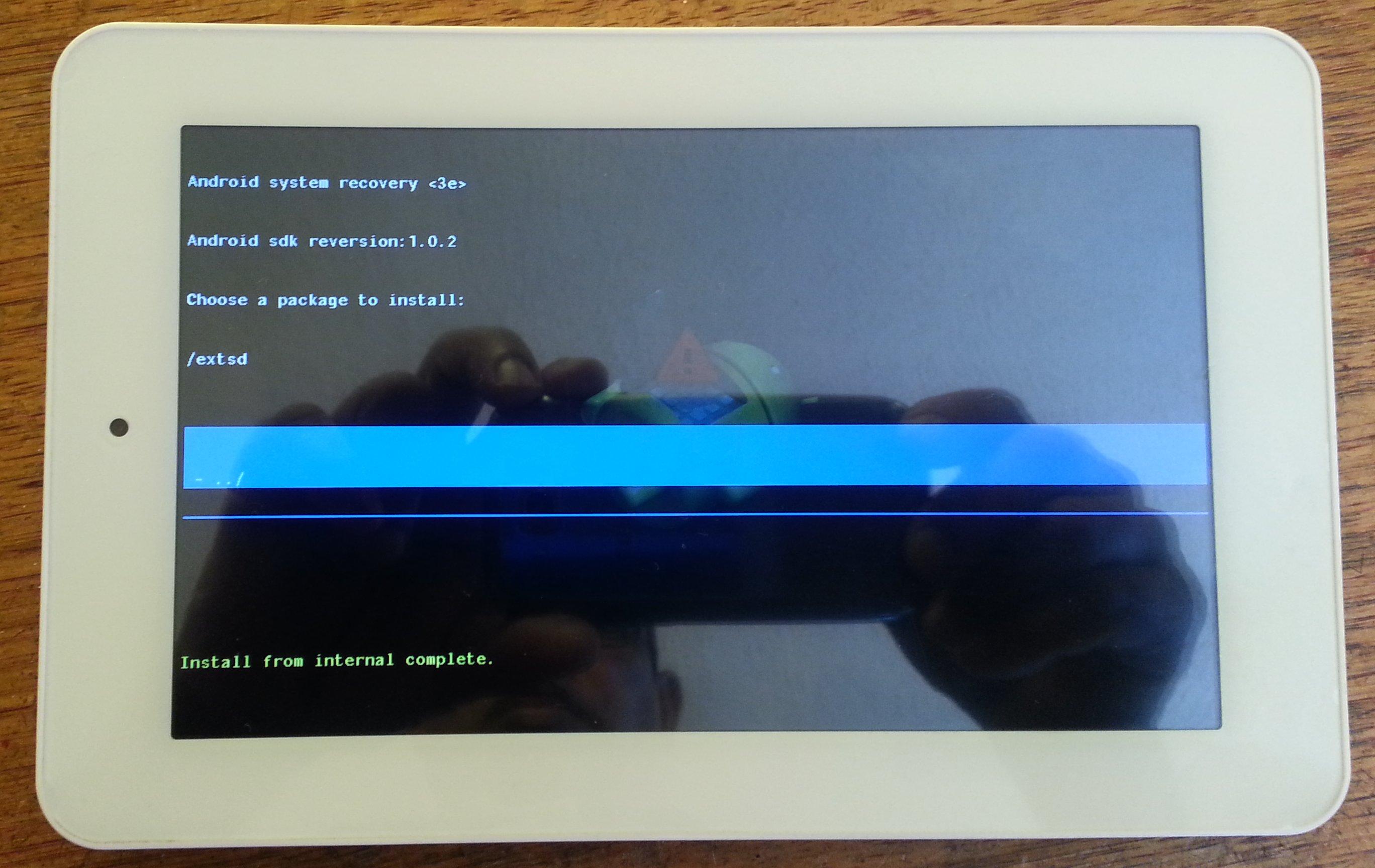 Hp Slate 7 Plus Touch Screen