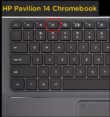 Solved refresh button on chromebook hp support forum for Window location reload