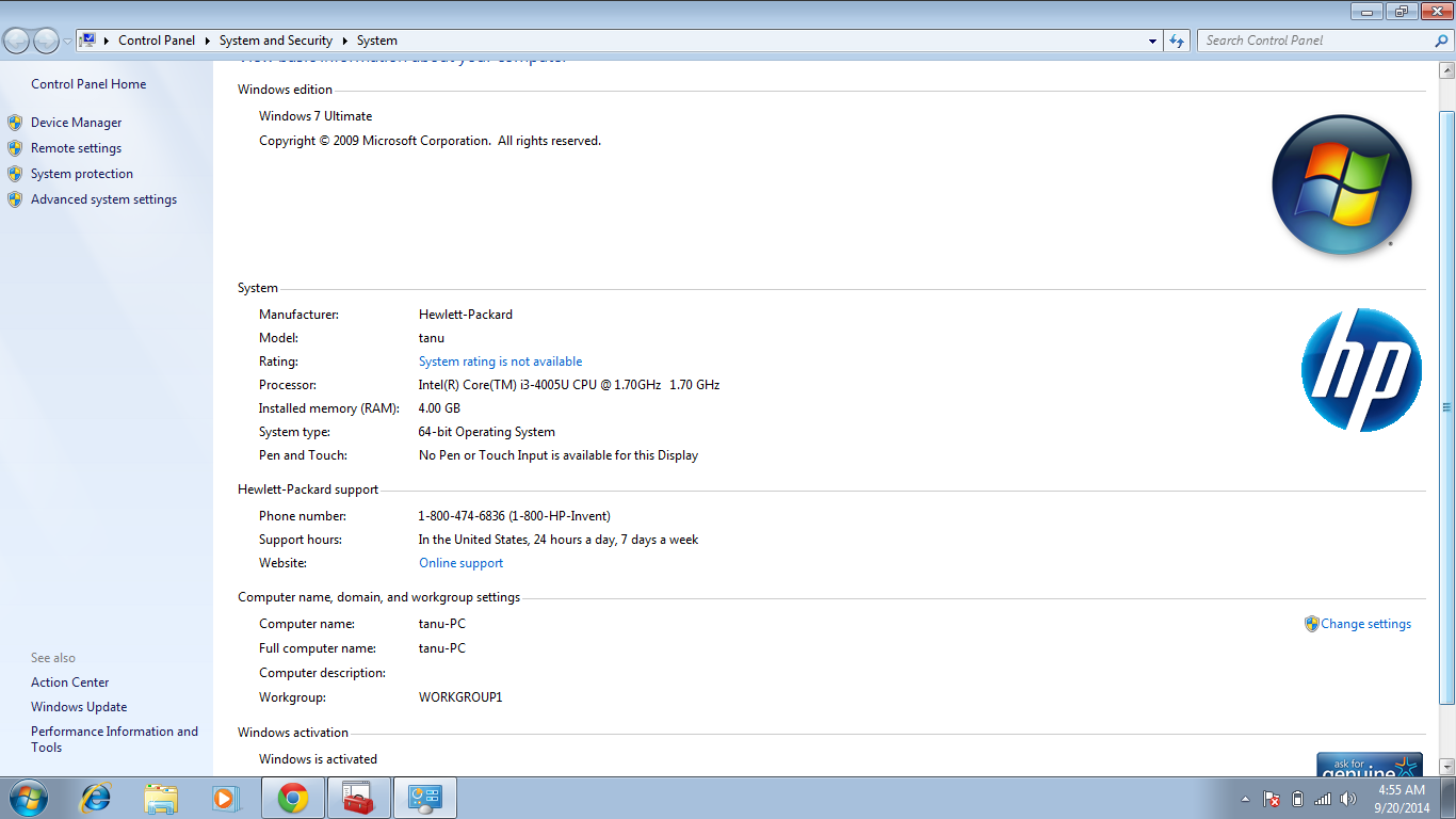 Hp notebook operating system - Where Is The Front Camera Option Of My Hp 250 G3 Hp Support Forum 4518678