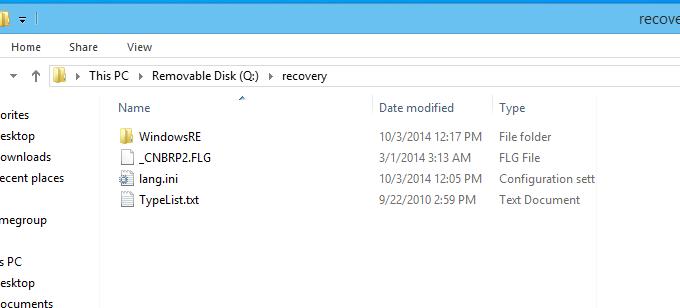 HP Envy 15-J111TX: recovery media - eehelp com